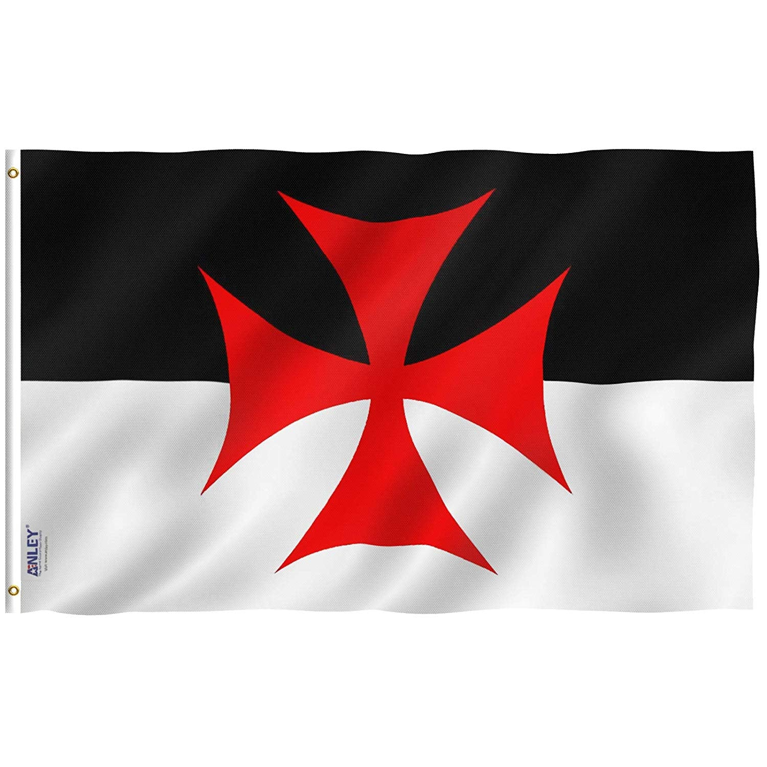 Knights Templar Battle Flag - SolomonsOrder