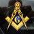 """Freemason Compass"" Decal"