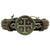 The Jerusalem Crusaders Cross Leather Bracelet
