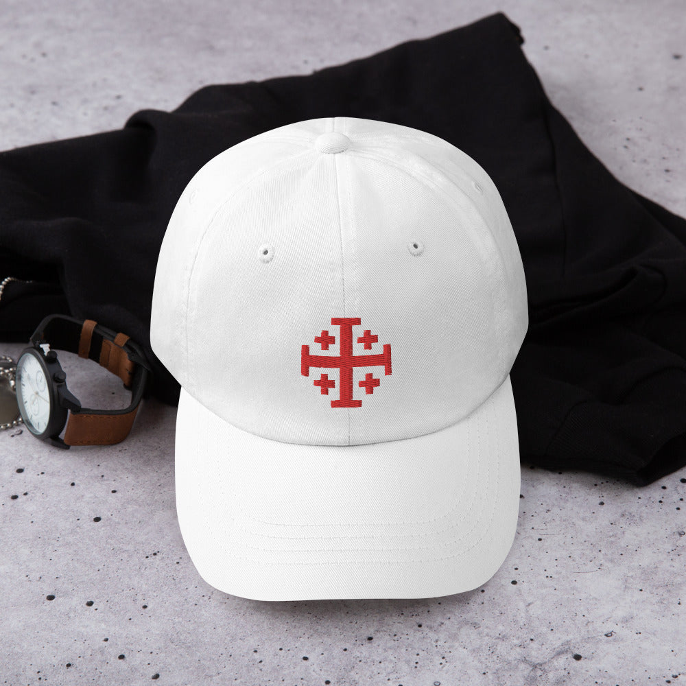 """Knight's Templar"" Dad hat"