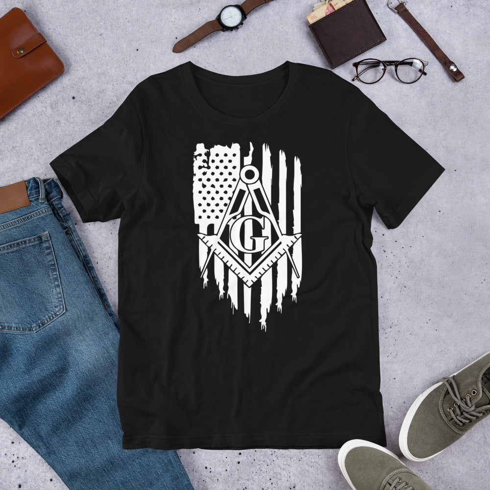 """Freemason of America"" Shirt"