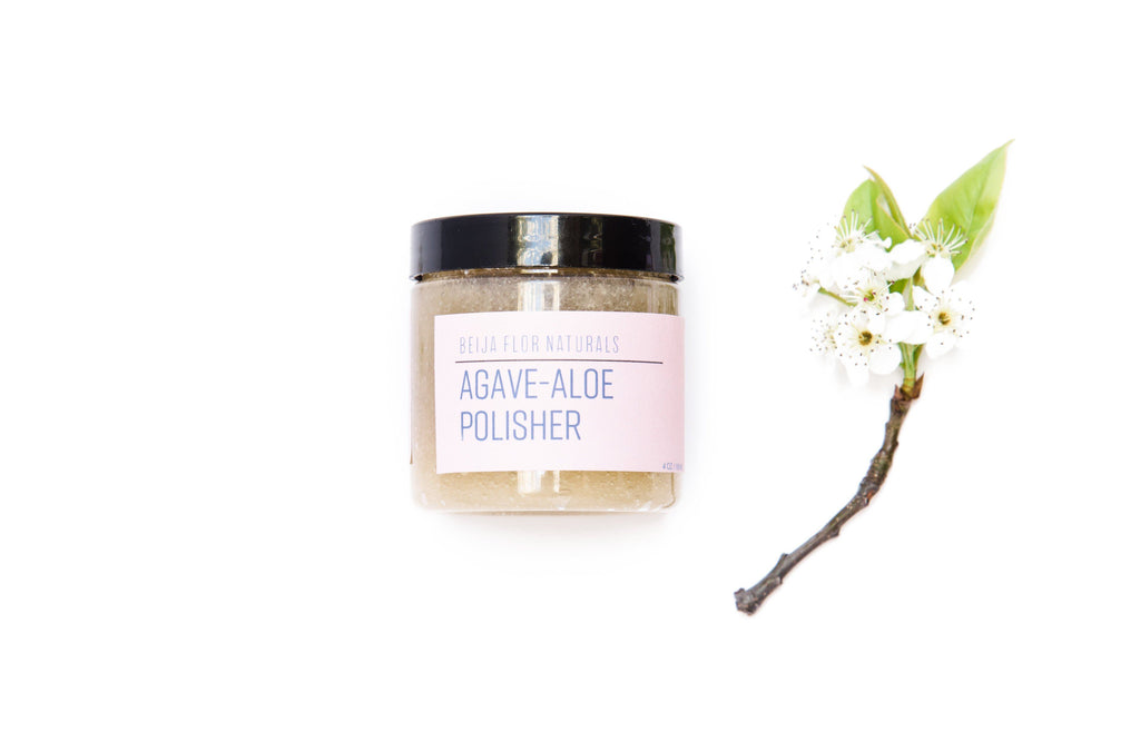 Agave Aloe Polisher BeijaFlorNaturals