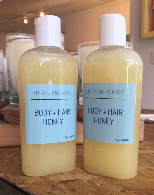 Body and Hair Honey BeijaFlorNaturals