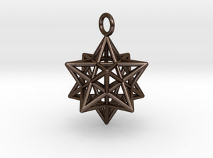 The Devils Star - Pentagram Dodecahedron - CinkS labs GmbH
