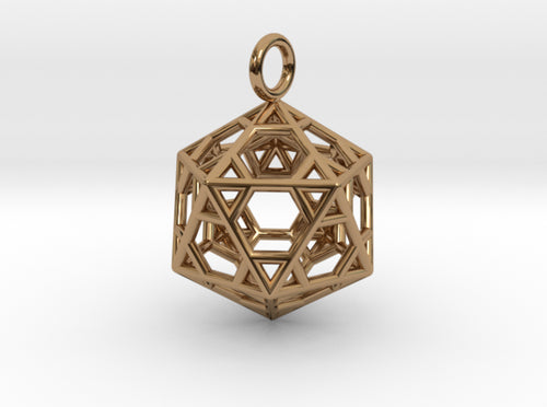 Hexagonal-Icosahedron - CinkS labs GmbH