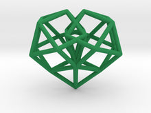 Load image into Gallery viewer, Cuboctahedron-Heart - CinkS labs GmbH