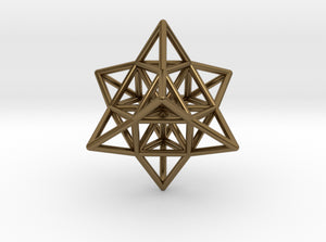 Cuboctahedron Star - without eyelet - CinkS labs GmbH