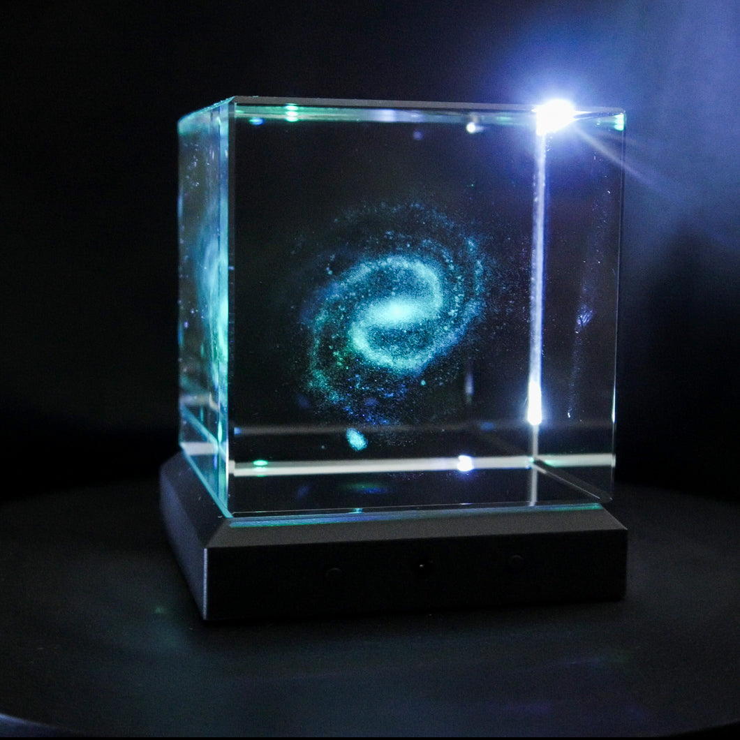 The Milky Way in a Cube - CinkS labs GmbH