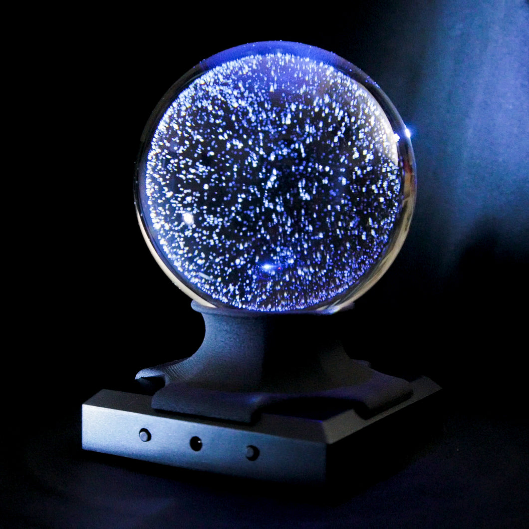 The Nightsky in a Sphere