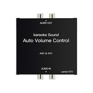 AGC/AVC Device- Automatic Volume Control Device for Karaoke Player, Media Player
