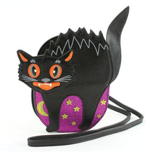 Load image into Gallery viewer, Scaredy Cat Purse
