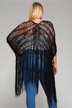 Load image into Gallery viewer, Abyss Poncho (Adults)