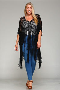 Abyss Poncho (Adults)