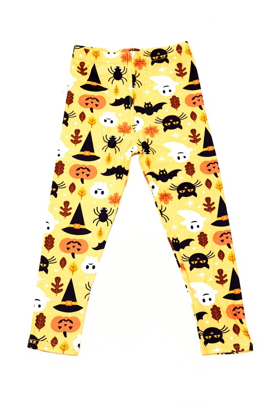 Fallo'ween Leggings (Kids)