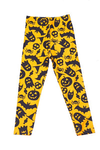 Oooky Spooky Leggings (Kids)