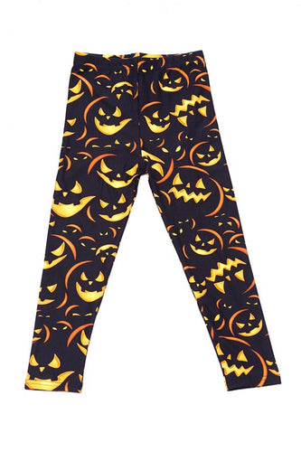 This is Halloween Leggings (Kids)