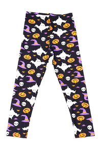 Halloween is Everyday Leggings (Kids)