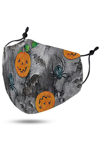Stormy Halloween Mask (Kids)