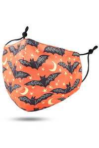 Hallowed Bats Mask (Kids)