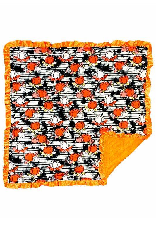 Awesome Autumn Baby Blanket