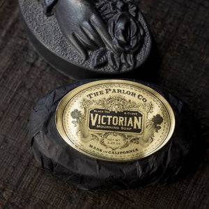 Victorian Mourning Soap