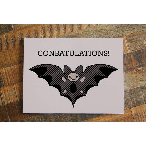 Conbatulations Card
