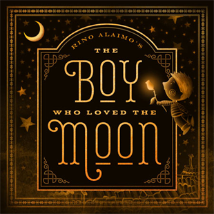 The Boy Who Loved the Moon Book