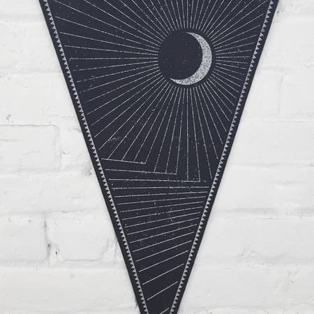 Iron Moon Flag