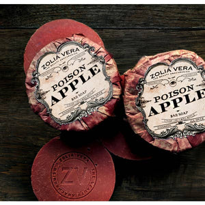 Poison Apple Bar Soap
