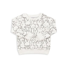 Load image into Gallery viewer, White Rabbit Sweatshirt (Babies/Toddlers/Kids)