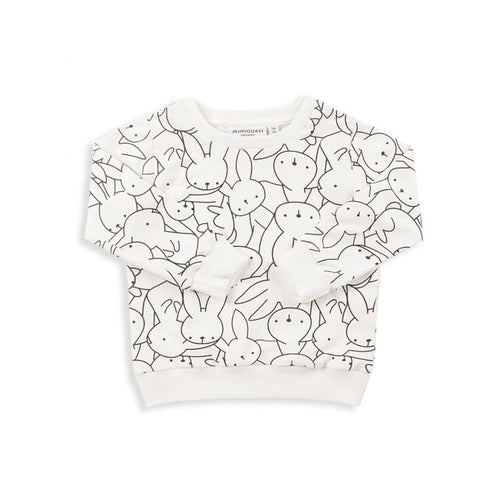 White Rabbit Sweatshirt (Babies/Toddlers/Kids)