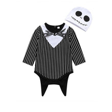 Load image into Gallery viewer, Pumpkin King Onesie Costume (Babies/Toddlers)
