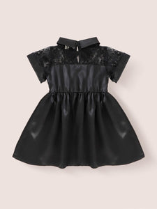 Modern Wednesday Dress (Kids)