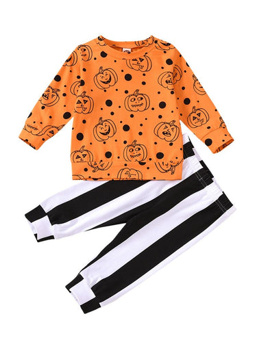 Kooky Pumpkin Set (Babies/Toddlers)