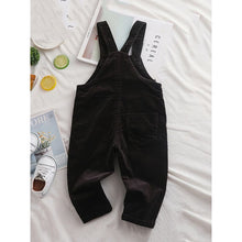 Load image into Gallery viewer, Corded Overalls (Babies/Toddlers/Kids)