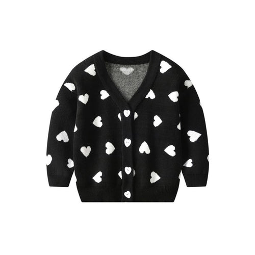 Spooky Love Cardigan (Babies/Toddlers)