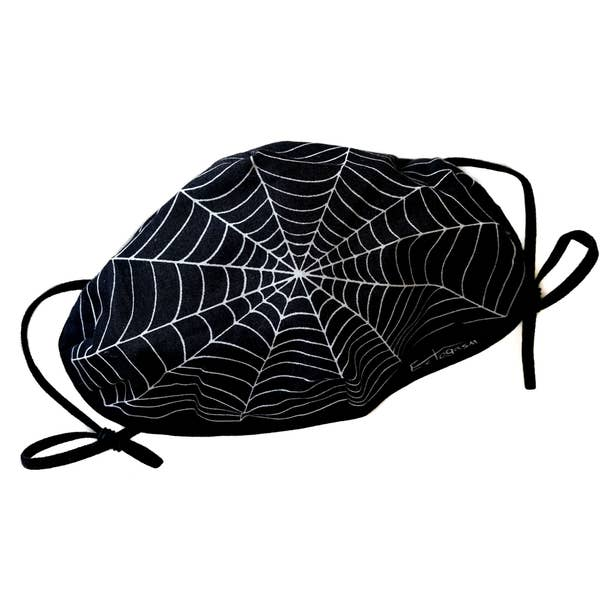 Spiderweb Mask (Adults)