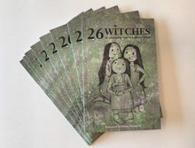 Load image into Gallery viewer, 26 Witches Book