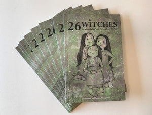26 Witches Book