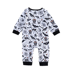 Haunted Ink Jumpsuit (Babies)