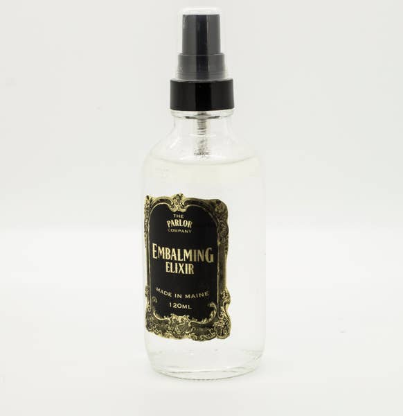 Mortician's Embalming Elixir