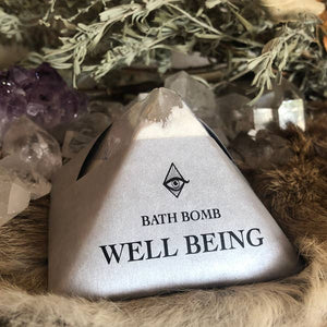 Well Being Bath Bomb