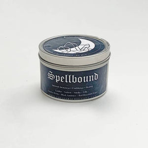 Spellbound Crystal Candle