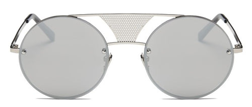 Brute Sunglasses in Silver (Unisex)