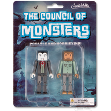 Load image into Gallery viewer, Council of Monsters Toys