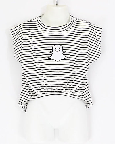 Ghostie Top (Toddlers + Kids)