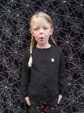 Load image into Gallery viewer, Ghost Cardigan (Toddlers/Kids)
