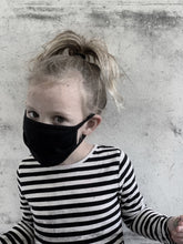 Load image into Gallery viewer, Black Mask (Kids)