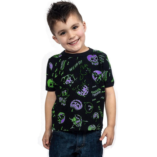 Spookshow Kids Tee (Toddlers/Kids)