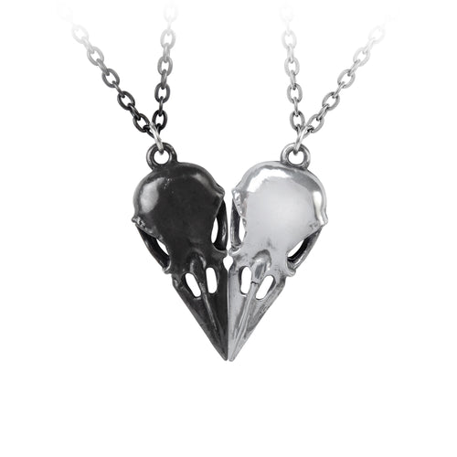 Coeur Crane Necklace Set